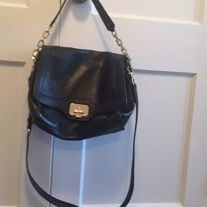 Cole Haan Leather Satchel
